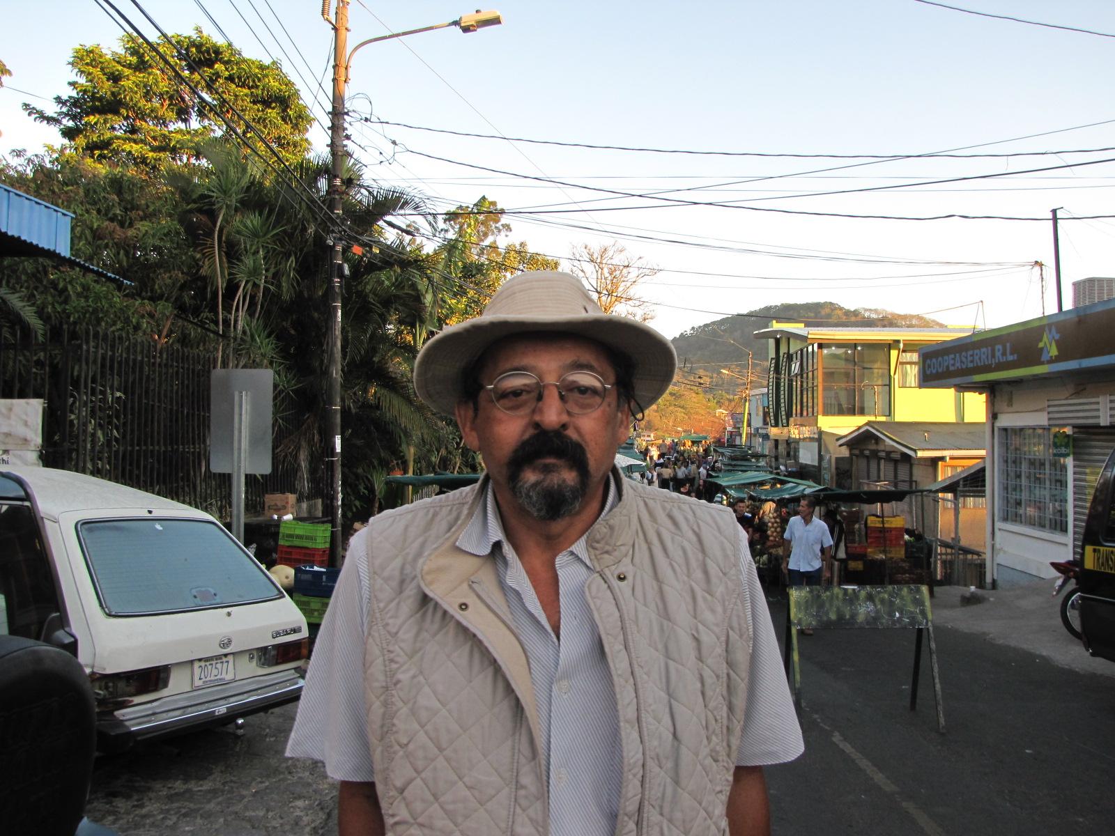 Carlos Zamora-feria