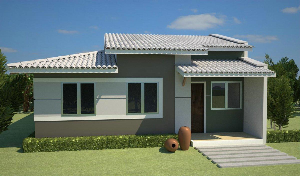 El entorno de su futura casa es muy importante el jornal - Como pintar fachadas de casas ...