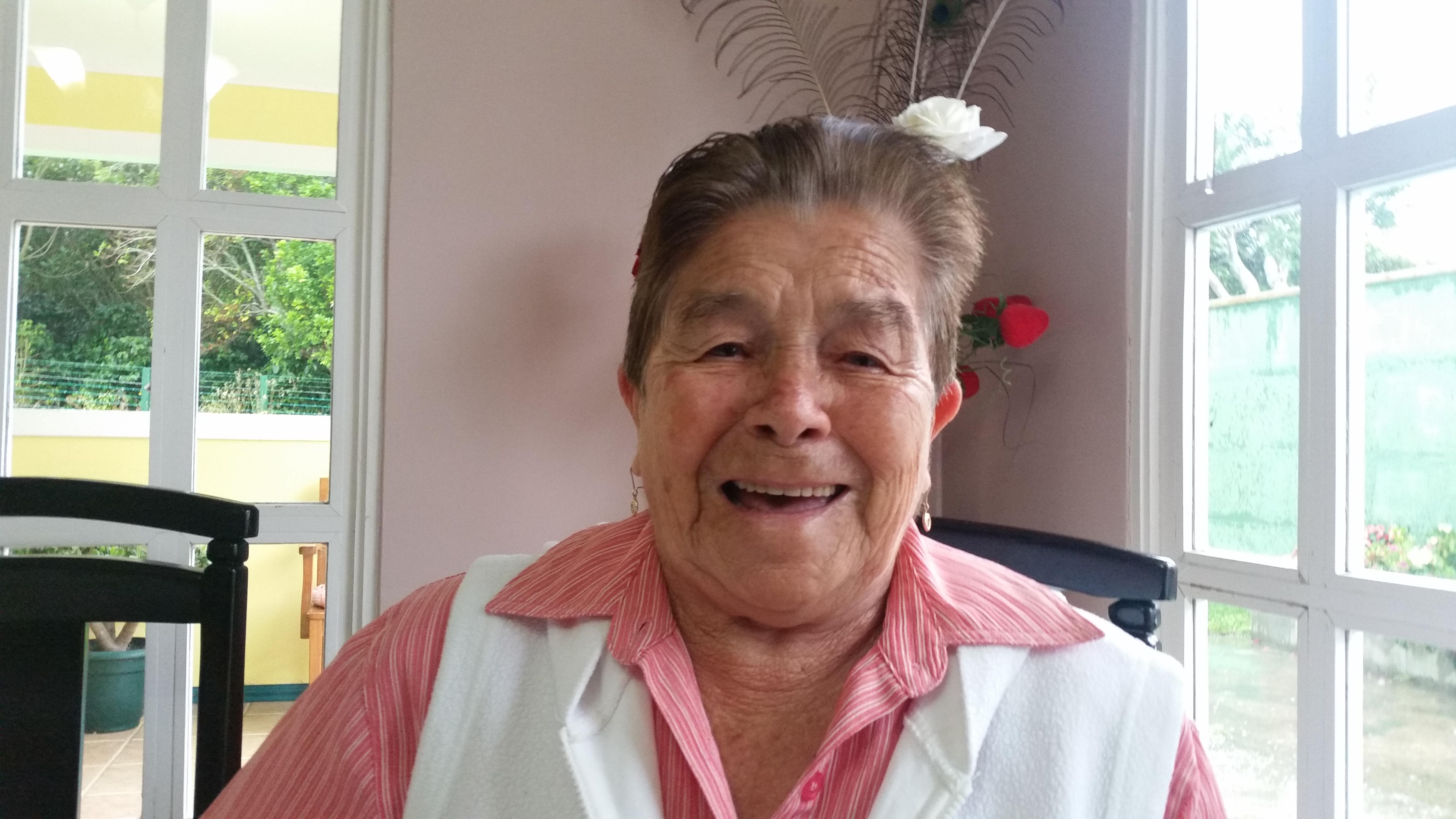 Madre Carmen Vargas