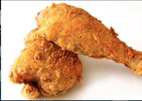 Pollo promoción